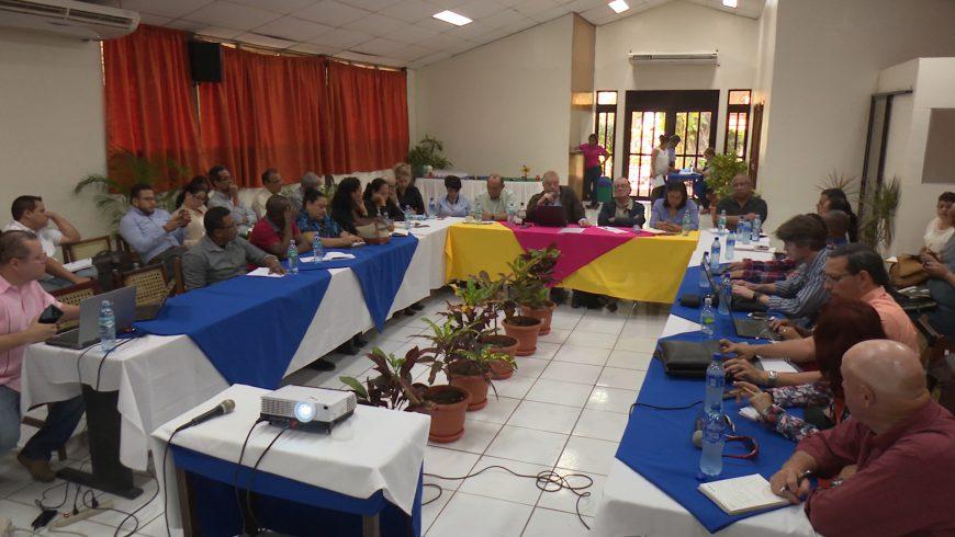 En amor a Nicaragua se trabaja por un programa de reducción de emisiones de gases de efecto invernadero