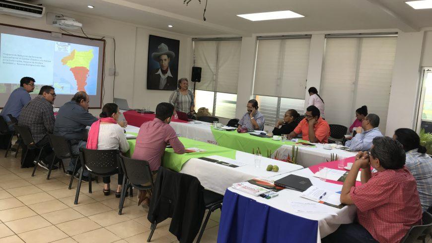 TALLER DIALOGO ESTRATEGICO INTER-SECTORIAL SOBRE SOLUCIONES ANTE PROCESOS DE DEFORESTACION Y DEGRADACION DE LOS BOSQUES EN LA COSTA CARIBE