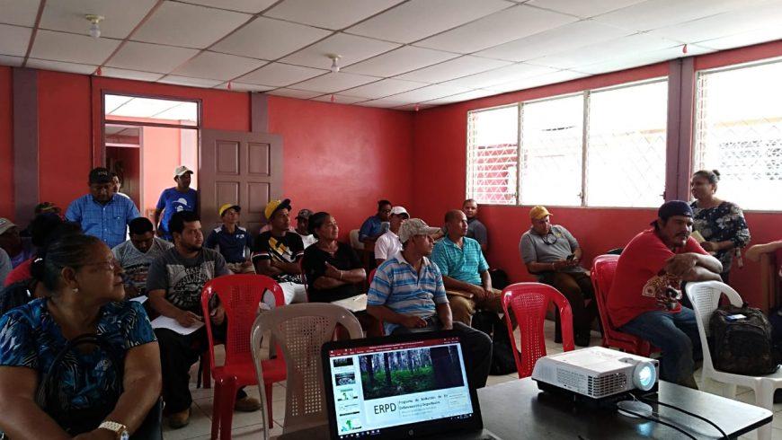 MARENA ENDE REDD+ REALIZA CONGRESO SOBRE SILVICULTURA DE BOSQUES HUMEDOS