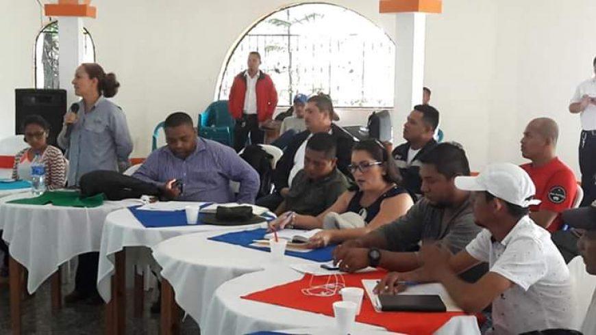 NICARAGUA ACTUALIZA CON PROTAGONISTAS EL PROGRAMA NACIONAL FORESTAL