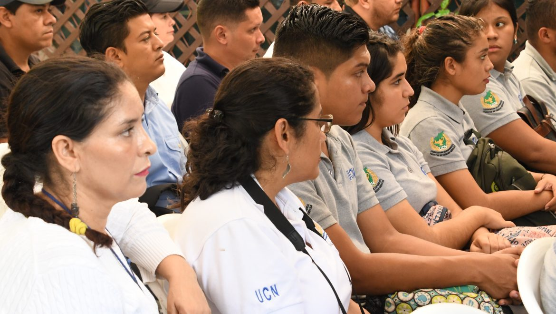 MARENA ENDE REDD + SOSTIENE ENCUENTRO ENTRE DUEÑOS DE RESERVAS SILVESTRES PRIVADAS