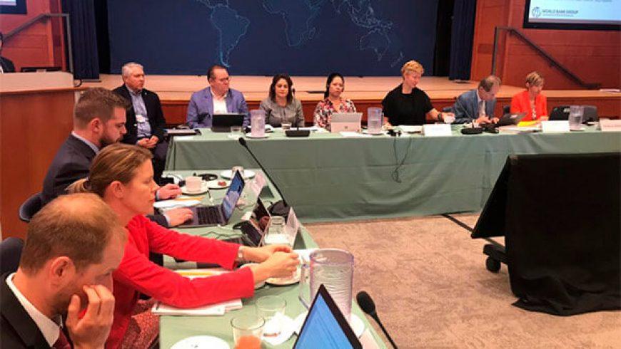 Nicaragua presenta programa de bosques y cambio climático ante la XX Reunión del Fondo de Carbono del Banco Mundial