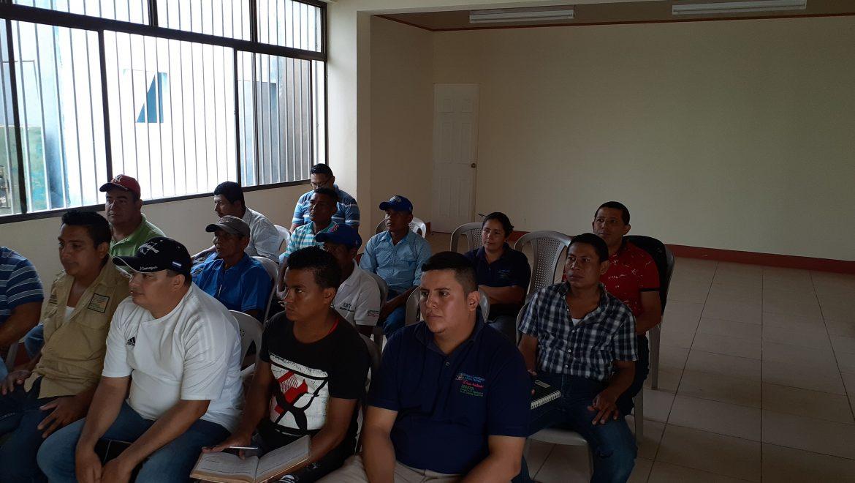 MARENA ENDE REDD + REALIZA CONSULTAS CON COMUNIDADES INDIGENAS PARA FORTALECER EL PROGRAMA DE REDUCCION DE EMISIONES
