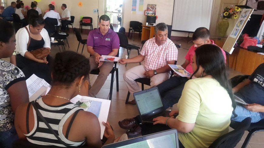 Presentación ENDE-REDD+ Esteli, Matagalpa y Jinotega
