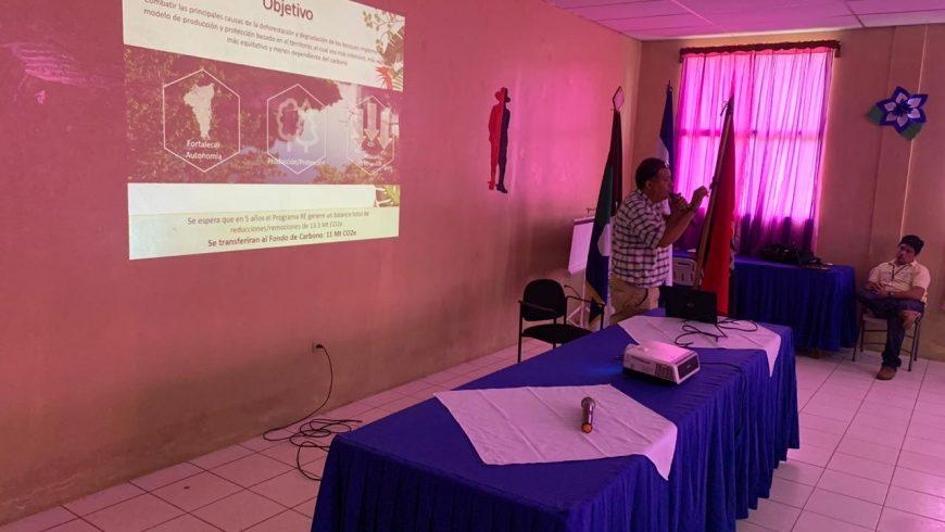 Conferencia virtual Estrategia Nacional de Reducción de Emisiones por Deforestación y Degradación